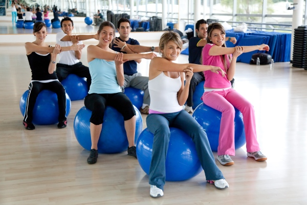 Sport & Fit 'Sla je stress knock-out!'