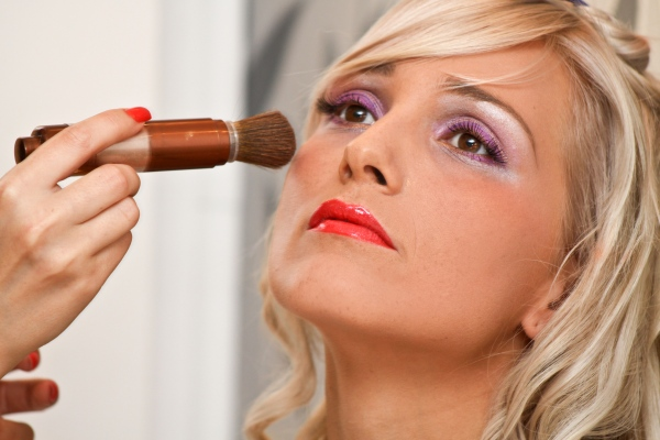 Make-up trends voorjaar en zomer 2012