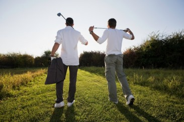 Golfmeeting in Zuid-Limburg