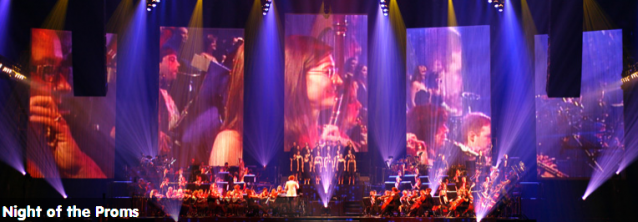 Night of the Proms in Ahoy Rotterdam