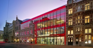 Congreslocatie in hartje Amsterdam – DeLaMar Theater