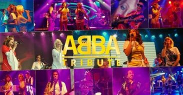 Nieuw: ABBA Tribute in Wageningen en De Bult