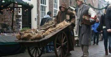 Dickens Festijn Deventer op 17 en 18 december