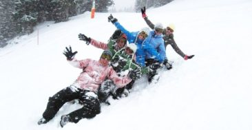 personeelsuitje wintersport – 5 super tips
