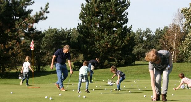 Nationale Golfdagen op 21 en 22 april 2018