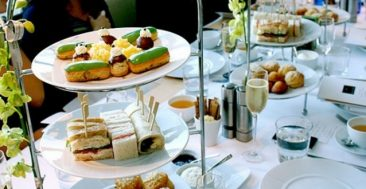 Top 5 High tea arrangementen