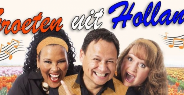 Review TIP: Dinnershow Groeten uit Holland in het theater in Breda