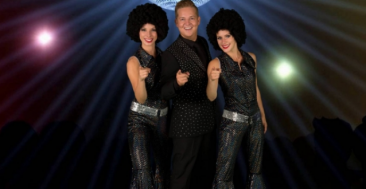 Nieuw: Night Fever Disco Show op de Partyboot