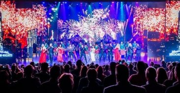 Feest Review: Spectaculaire Dinnershow in Aalsmeer Beleef Brooklyn Nights