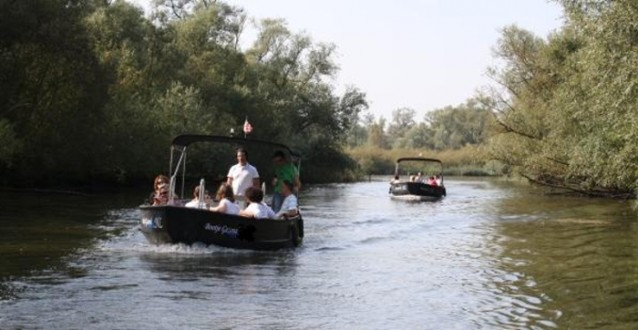 Review Tip: Biesbosch combinatie arrangement Varen en scooter of tuk tuk