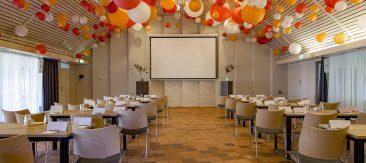 32-uurs vergaderarrangement op de Veluwe