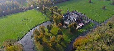 Meerdaags vergaderen op een chateau in Noord-Holland