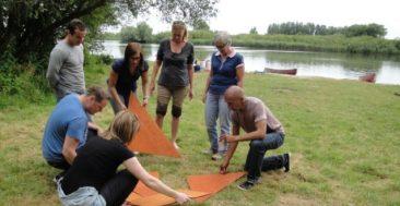 Top 5: Teamuitje in de Biesbosch